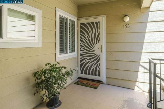 156 Farm Lane, Martinez, CA 94553 (#40955163) :: Blue Line Property Group
