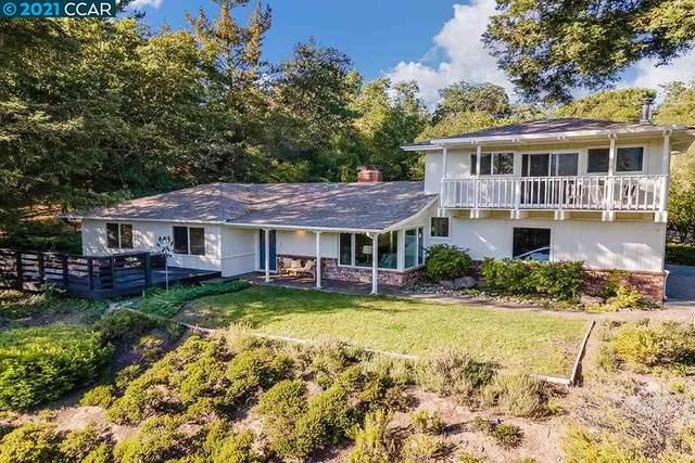 2 Oriole Rd, Orinda, CA 94563 (#40955181) :: Realty World Property Network