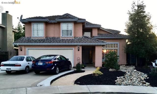 4205 Northwood Ct, Oakley, CA 94561 (#40955197) :: Armario Homes Real Estate Team