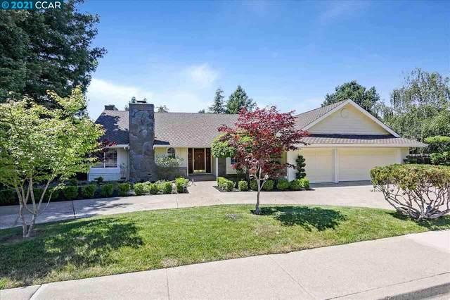 23 Sanders Ranch Rd, Moraga, CA 94556 (#40955209) :: Sereno
