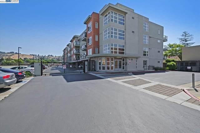 15956 E 14Th St #214, San Leandro, CA 94578 (#40955215) :: The Grubb Company