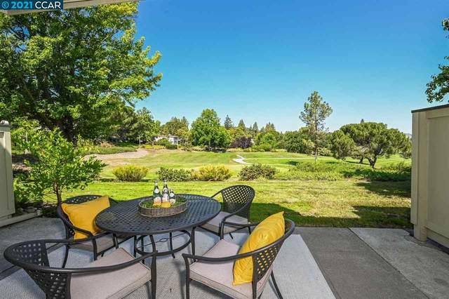 3100 Tice Creek Drive #4, Walnut Creek, CA 94595 (#40955230) :: Armario Homes Real Estate Team