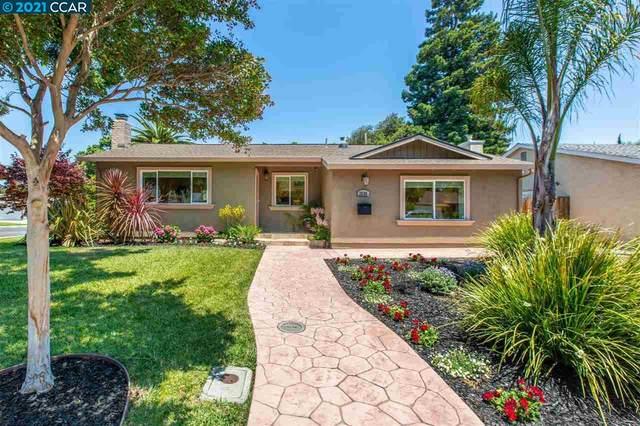 2520 Malone Pl, Santa Clara, CA 95050 (#40955240) :: Armario Homes Real Estate Team