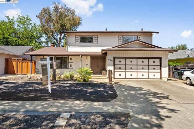 4274 Muirwood Dr, Pleasanton, CA 94588 (#40955243) :: Armario Homes Real Estate Team