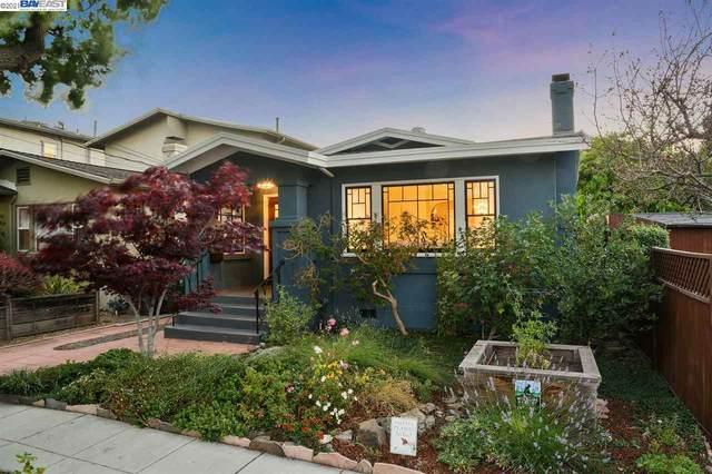 1107 High St, Alameda, CA 94501 (#40955261) :: MPT Property