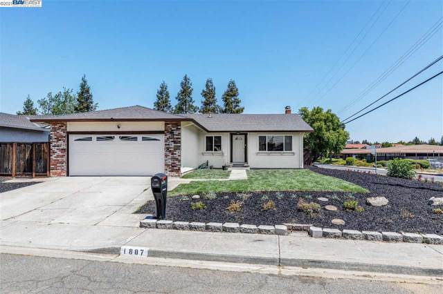 1887 Olympic Dr, Martinez, CA 94553 (#40955264) :: Swanson Real Estate Team | Keller Williams Tri-Valley Realty