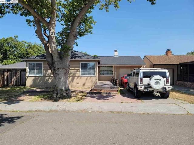 663 Via Mirabel, San Lorenzo, CA 94580 (#40955276) :: Realty World Property Network