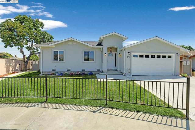 416 Easter Ave, Milpitas, CA 95035 (#40955279) :: Armario Homes Real Estate Team
