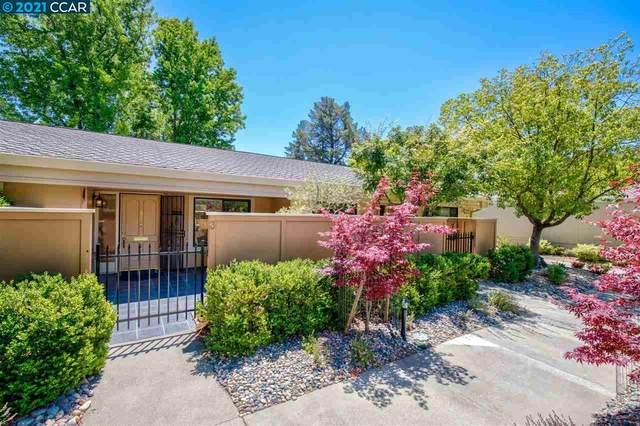 1624 Oakmont Dr #3, Walnut Creek, CA 94595 (#40955283) :: Armario Homes Real Estate Team
