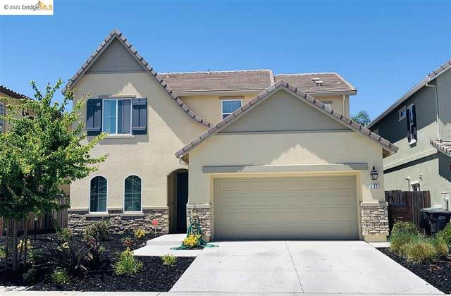 541 Brinwood Way, Oakley, CA 94561 (#40955291) :: Blue Line Property Group