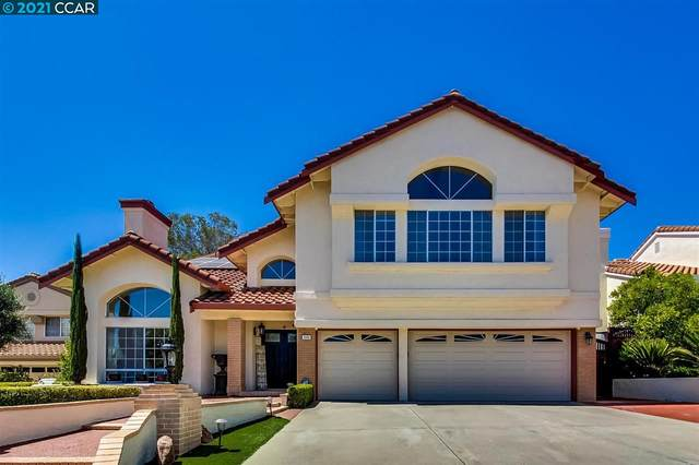 640 Rock Rose Ln, San Ramon, CA 94582 (#40955299) :: The Venema Homes Team