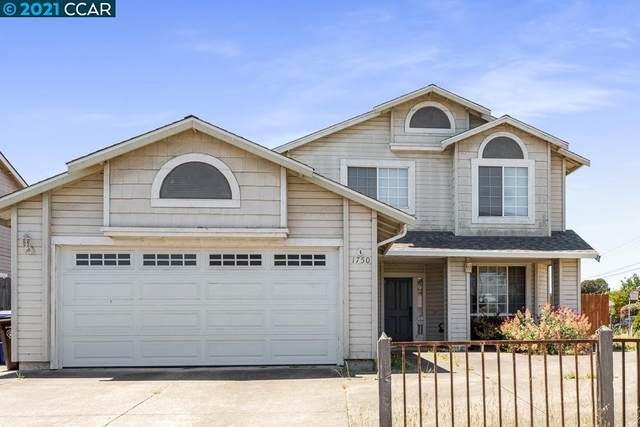 1750 Baker St, San Pablo, CA 94806 (#40955300) :: Armario Homes Real Estate Team