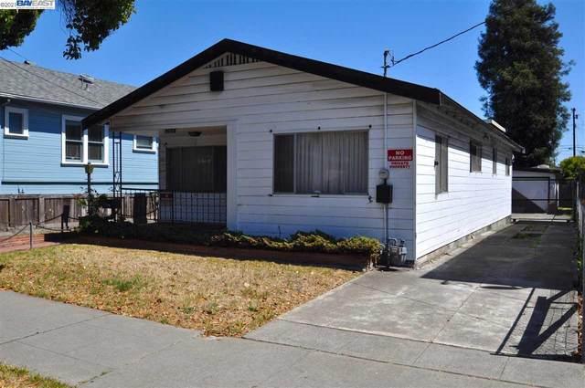 1200 Dwight Way, Berkeley, CA 94702 (MLS #40955303) :: 3 Step Realty Group