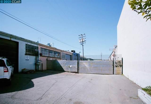 611 85TH AVE, Oakland, CA 94621 (#40955317) :: Armario Homes Real Estate Team