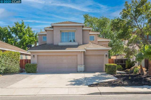2420 Yorkshire Drive, Antioch, CA 94531 (#40955320) :: Armario Homes Real Estate Team