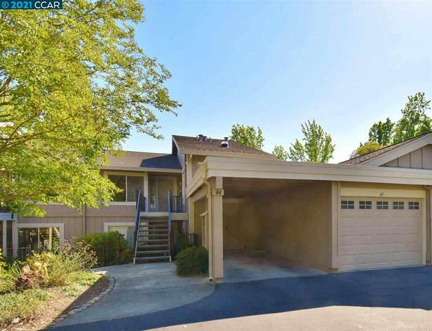 955 Terra California Dr #5, Walnut Creek, CA 94595 (#40955339) :: Armario Homes Real Estate Team