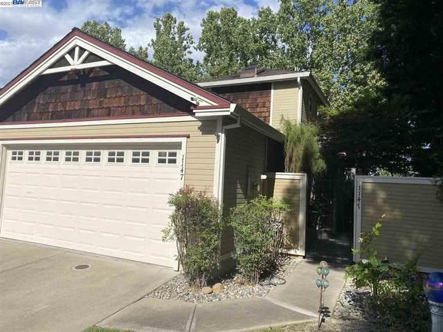 1147 Tiffany Ln, Pleasanton, CA 94566 (#40955347) :: The Venema Homes Team