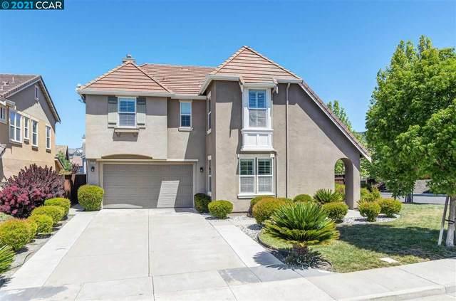1802 Rioja St, Danville, CA 94506 (#40955365) :: MPT Property