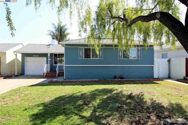 15930 Via Del Sol, San Lorenzo, CA 94580 (#40955369) :: MPT Property