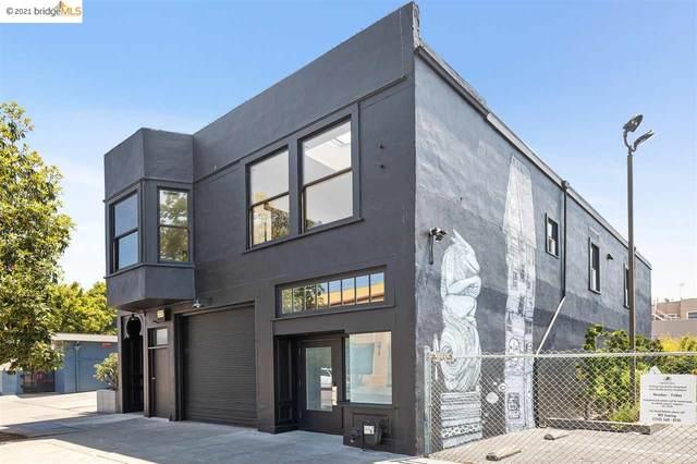 816 Alice St, Oakland, CA 94607 (#40955400) :: Realty World Property Network
