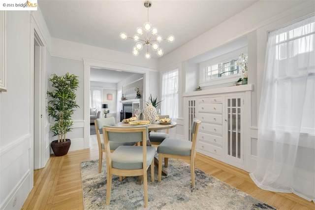 2515 Ashby Avenue #1, Berkeley, CA 94705 (#40955408) :: Realty World Property Network