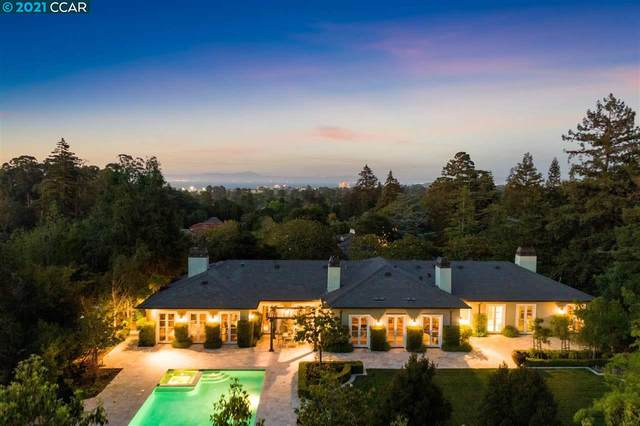 25 Downey Way, Hillsborough, CA 94010 (#40955423) :: Realty World Property Network