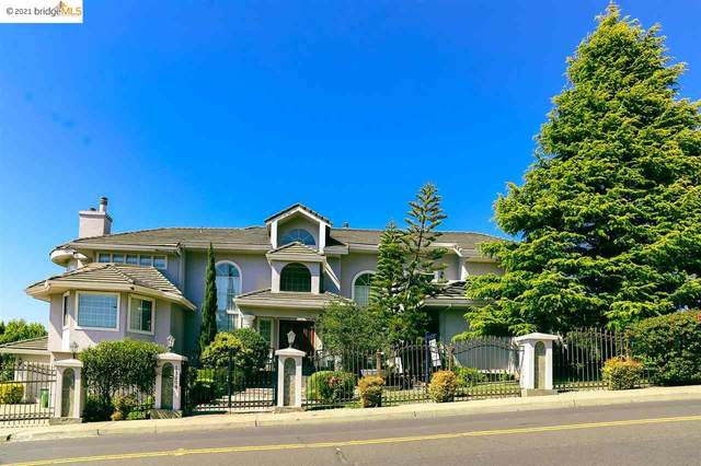 13208 Campus Dr, Oakland, CA 94619 (#40955448) :: Blue Line Property Group
