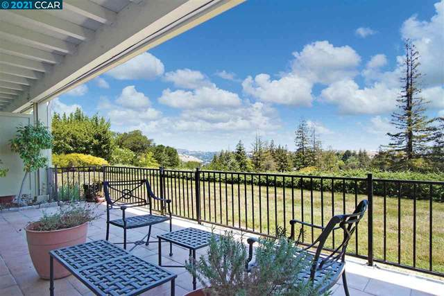 1801 Skycrest Dr #4, Walnut Creek, CA 94595 (#40955469) :: Armario Homes Real Estate Team