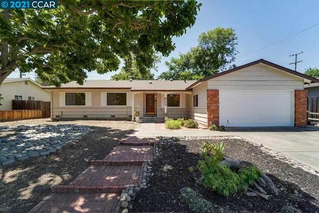 3100 Santa Maria Dr, Concord, CA 94518 (#40955488) :: Blue Line Property Group