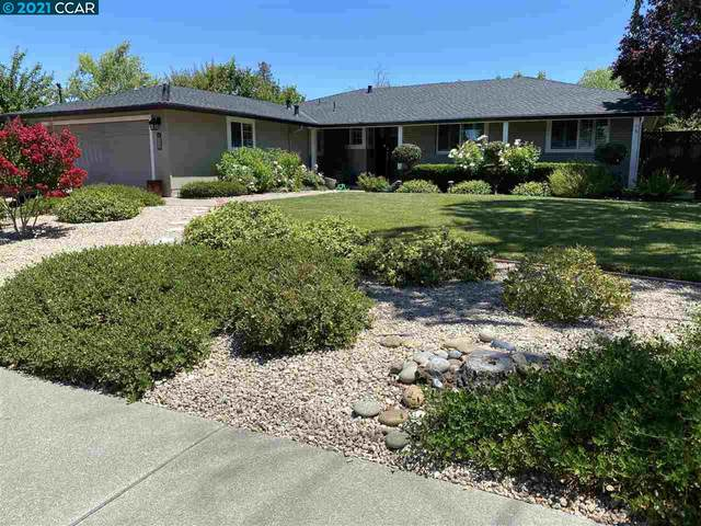 432 Candleberry Rd, Walnut Creek, CA 94598 (#40955489) :: Armario Homes Real Estate Team