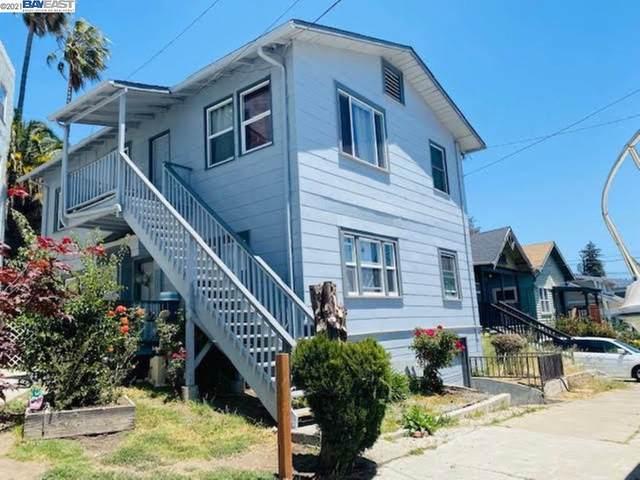 5120 Ygnacio Ave, Oakland, CA 94601 (#40955491) :: Realty World Property Network