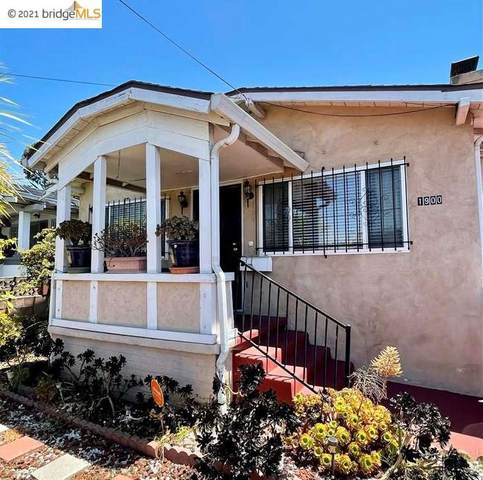 1900 64th Ave, Oakland, CA 94621 (#40955510) :: Realty World Property Network