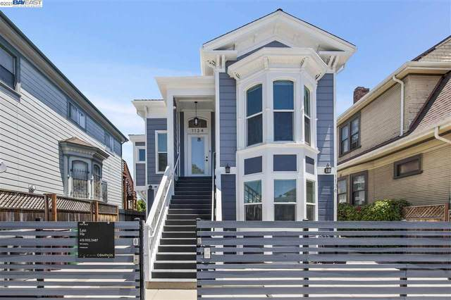 1136 Foothill Blvd A, Oakland, CA 94606 (#40955514) :: Blue Line Property Group