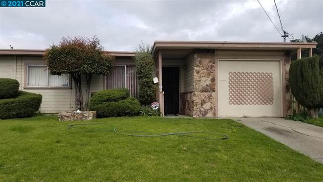 721 Payne Court, Richmond, CA 94806 (#40955537) :: MPT Property