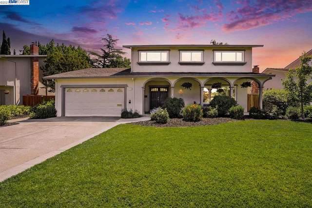 1715 Beachwood Way, Pleasanton, CA 94566 (#40955548) :: The Venema Homes Team