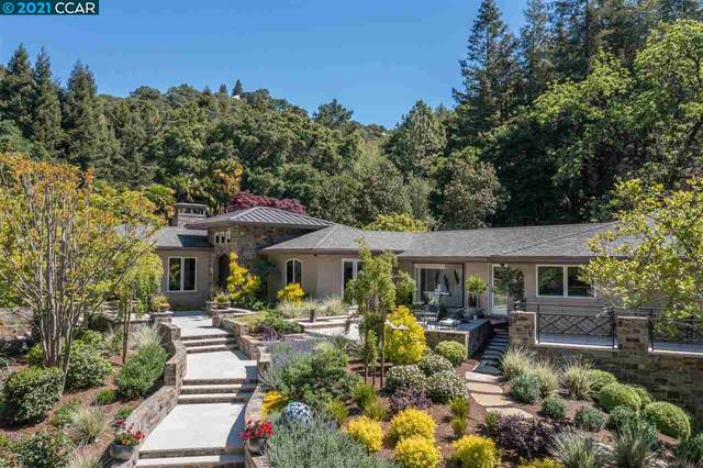 4090 Happy Valley Road, Lafayette, CA 94549 (#40955563) :: Realty World Property Network