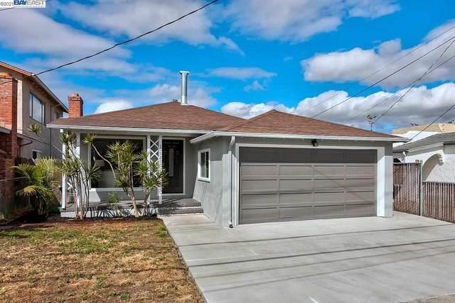 10521 Breed Avenue, Oakland, CA 94603 (#40955596) :: Armario Homes Real Estate Team