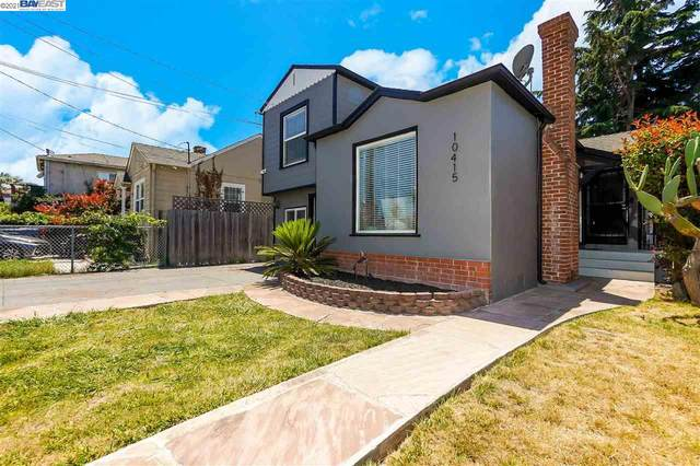 10415 Voltaire Ave, Oakland, CA 94603 (#40955597) :: Real Estate Experts