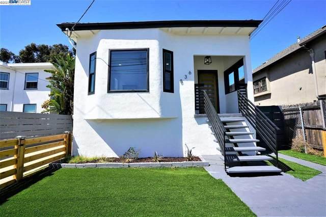 836 47Th St, Oakland, CA 94608 (#40955604) :: Armario Homes Real Estate Team