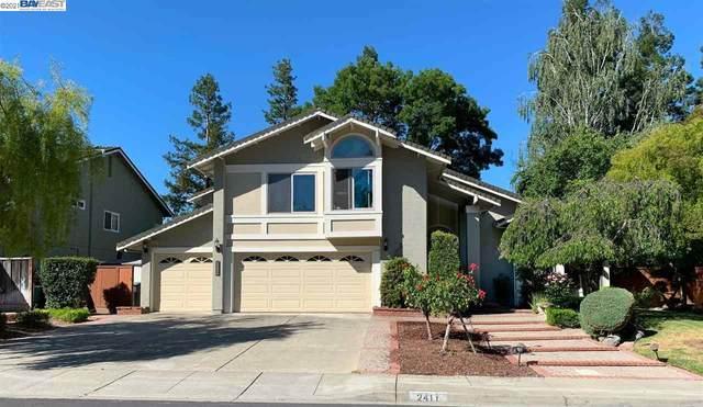 2411 Via De Los Milagros, Pleasanton, CA 94566 (#40955617) :: Armario Homes Real Estate Team