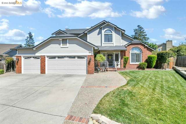 909 Stoney Ct, Antioch, CA 94509 (#40955624) :: Armario Homes Real Estate Team