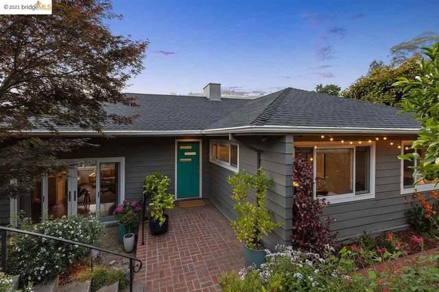 763 Alvarado Rd, Berkeley, CA 94705 (#40955626) :: Armario Homes Real Estate Team