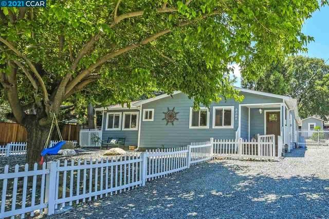 2307 Buena Vista Ave, Walnut Creek, CA 94597 (#40955632) :: Armario Homes Real Estate Team