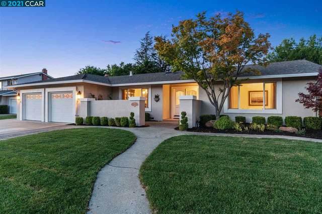 88 Dubost Ct, Danville, CA 94526 (#40955643) :: The Venema Homes Team