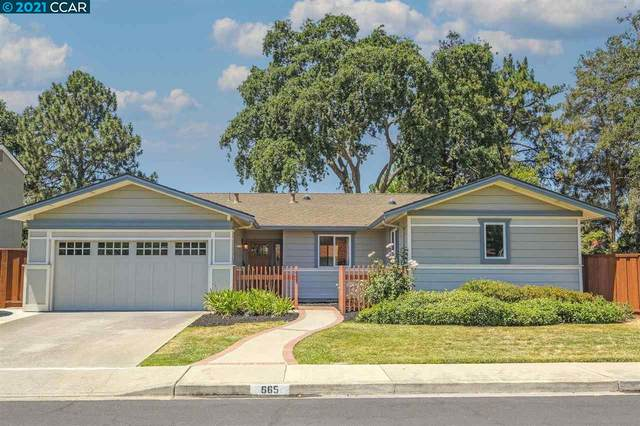 665 Sitka Dr, Walnut Creek, CA 94598 (#40955656) :: Armario Homes Real Estate Team