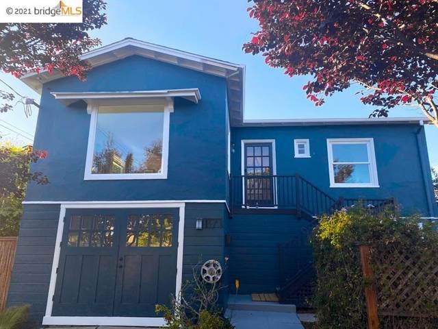 1171 Camelia St, Berkeley, CA 94702 (MLS #40955668) :: 3 Step Realty Group