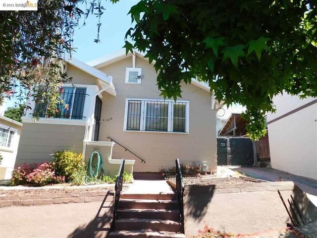 4630 Melrose Ave, Oakland, CA 94601 (#40955710) :: Realty World Property Network