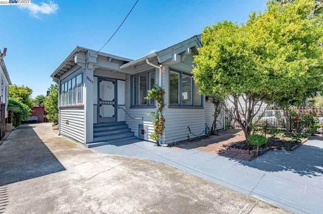 3043 Logan St, Oakland, CA 94601 (#40955752) :: Armario Homes Real Estate Team