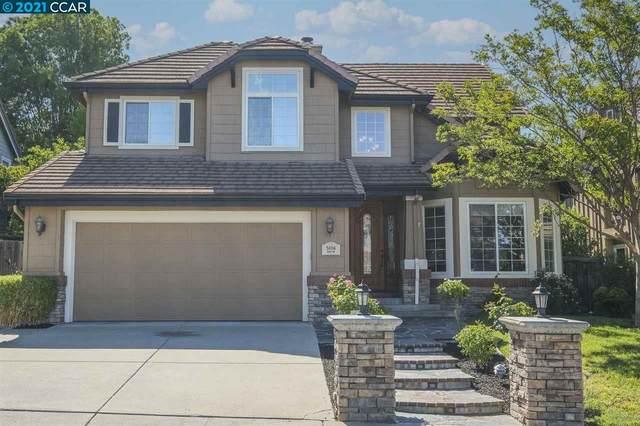 5004 Raven Way, Clayton, CA 94517 (#40955761) :: The Venema Homes Team