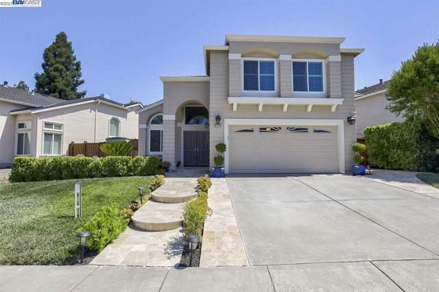 6179 Via De Los Cerros, Pleasanton, CA 94566 (#40955770) :: The Venema Homes Team